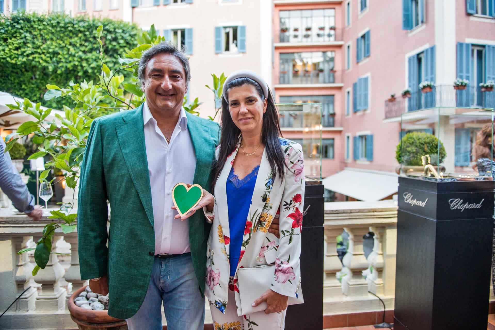 Paolo and Francesca Spatano