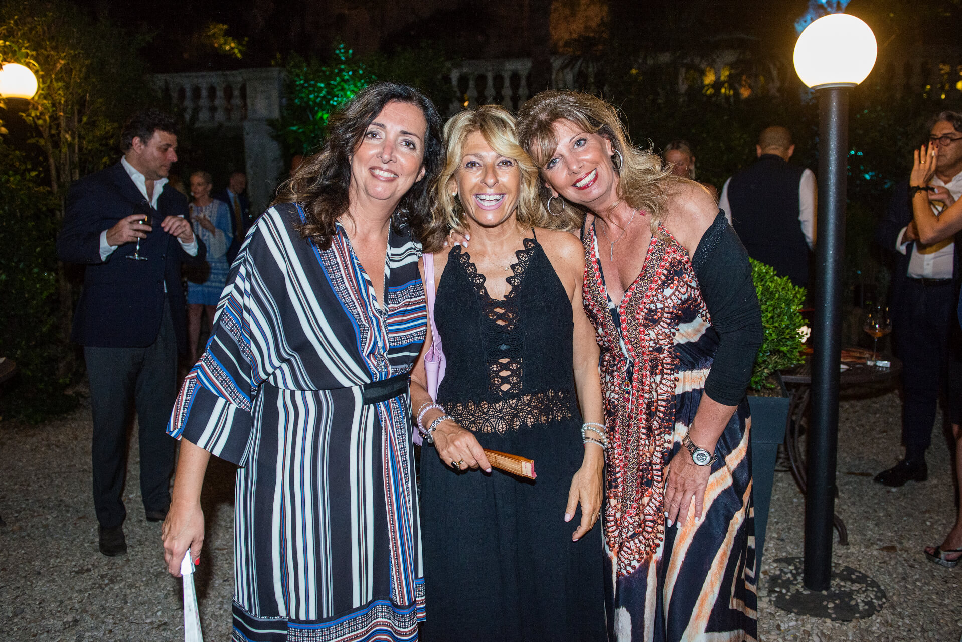 Michela Minasi, Paola Paciotti, Alessandra Amati