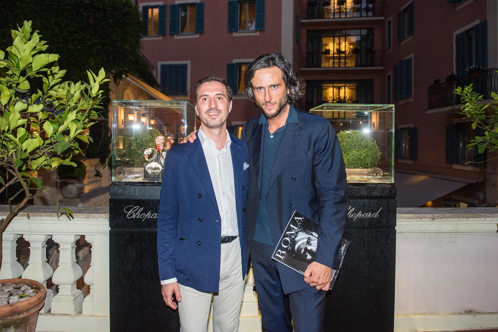 Emanuele Cataldi, Alex V. Lana
