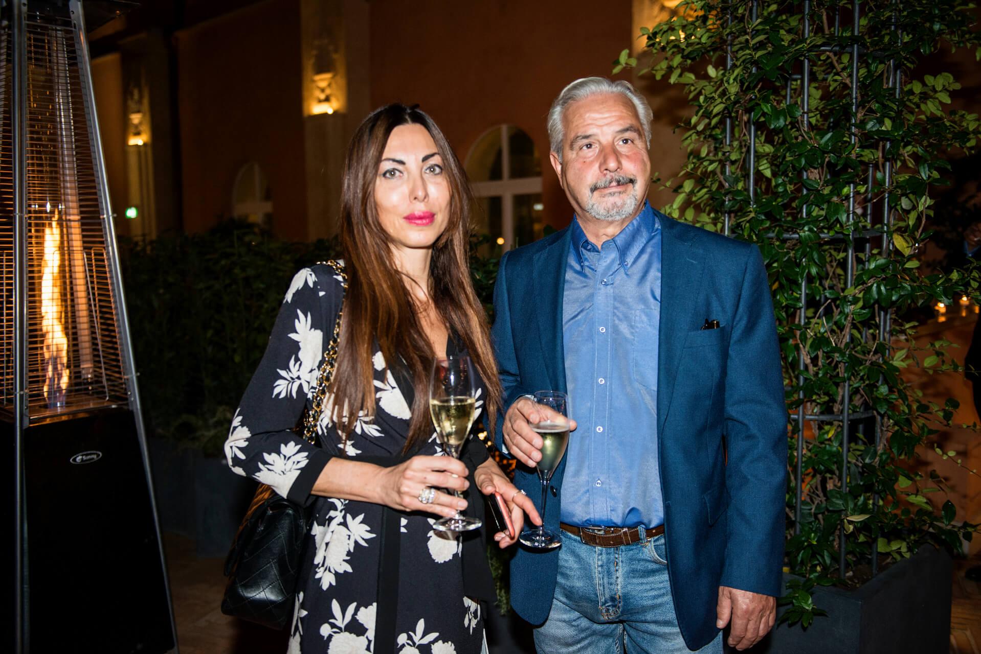 Tania Fiume, Briga Antonio